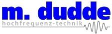 m.dudde logo